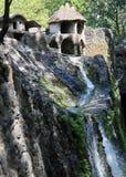 Nek Chands anmärkningsvärd trädgård 2 Royaltyfri Bild