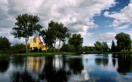 Nekla en Pologne Photo libre de droits