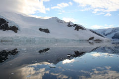 Neko harbor, antarctica Stock Photos