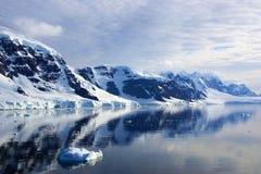 Neko Harbor, Antarctique image libre de droits