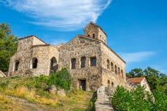 Nekresi, historisches Kloster in Kakheti, Georgia lizenzfreie stockbilder