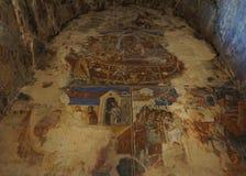 Nekresi-Kloster Dormition der heiligen Mutter des Gottes lizenzfreies stockbild