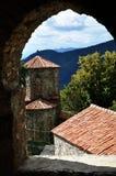 Nekresi monastery in georgia Stock Image