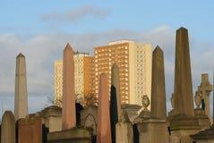 nekropolia obeliski zdjęcia stock