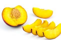 nektarin arkivfoto