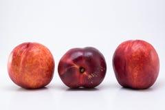 nektaryny Zdjęcia Stock