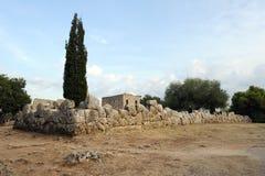 Nekyomanteion near Ephyra, Greece Royalty Free Stock Images