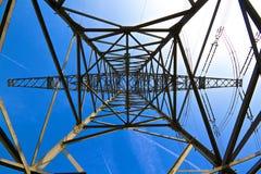 Disponibilità di energia Fotografia Stock