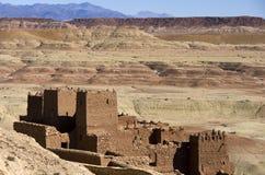 Nel deserto Immagini Stock Libere da Diritti