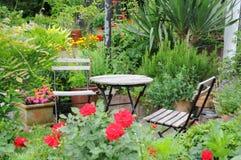 Nel giardino di estate Immagine Stock Libera da Diritti