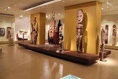 Nel museo dell'Israele Fotografia Stock
