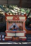Nel tempio indù Immagine Stock Libera da Diritti