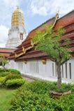 Nel tempio tailandese Fotografie Stock