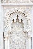 nel vecchio pavimento del Marocco Africa ceramico Fotografia Stock