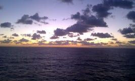 Nell'alba sopra l'armadio del ` di Davy Jones immagini stock