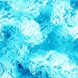 Nell'ambito del fondo dell'estratto dell'acqua ghiacciata Fotografia Stock