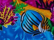 Nell'ambito di vita di mare Immagine Stock Libera da Diritti