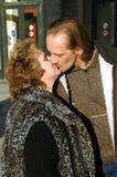 Nell'amore. Fotografia Stock Libera da Diritti