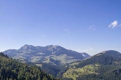 Nell'area di Wendelstein in Baviera superiore Fotografia Stock