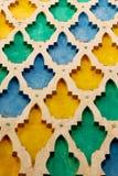 nell'estratto ceramico del Marocco Africa Fotografia Stock
