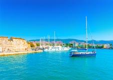 Nell'isola di Kos in Grecia immagini stock libere da diritti