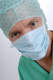 Nell'ospedale Fotografia Stock