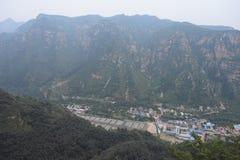 Nella montagna immagine stock