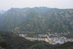 Nella montagna Fotografia Stock
