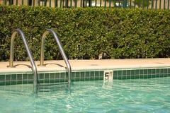 Nella nuotata Fotografie Stock Libere da Diritti