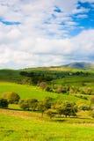 Nella sosta nazionale delle vallate del Yorkshire Fotografie Stock Libere da Diritti