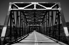 Nella strada del ponte di Ol Fotografie Stock Libere da Diritti
