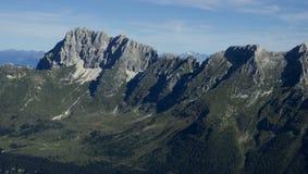 Nelle alpi della Slovenia Immagine Stock Libera da Diritti