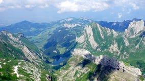 Nelle alte montagne Immagine Stock Libera da Diritti
