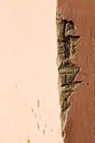 nelle mattonelle del Marocco e nell'estratto colorated del pavimento Immagine Stock Libera da Diritti
