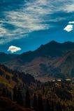 Nelle montagne Fotografia Stock Libera da Diritti