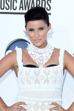 Nelly Furtado arrives at the 2012 Billboard Awards. LAS VEGAS - MAY 20:  Nelly Furtado arrives at the 2012 Billboard Awards at MGM Garden Arena on May 20, 2012 Stock Photo