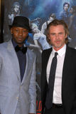 Nelsan Ellis,Sam Trammell Stock Photos