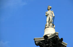 Nelson�s Column Stock Photography