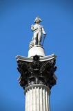 Nelson�s Column Royalty Free Stock Photo