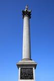 Nelson�s Column Stock Photography