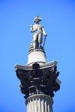 Nelson�s Column Stock Image