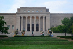Nelson-Atkins Gallery of Art Royalty Free Stock Photo