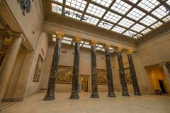 Nelson Atkins Museum Of Art Royalty-vrije Stock Foto