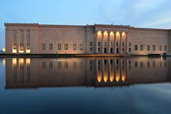 Nelson-Atkins Museum of Art Royalty Free Stock Photo
