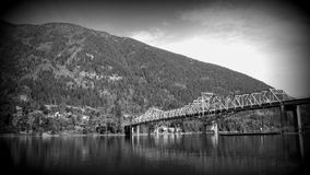 Nelson Bridge Stock Foto