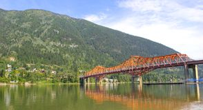 Nelson Bridge Imagen de archivo libre de regalías