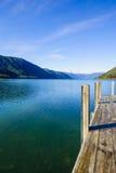 Nelson Lakes National Park. New Zealand stock images