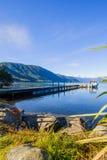 Nelson Lakes National Park. New Zealand royalty free stock image