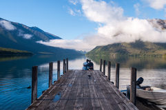 Nelson Lakes National Park New Zealand Royalty Free Stock Images