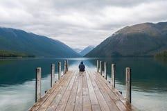 Nelson Lakes National Park New Zealand Stock Images
